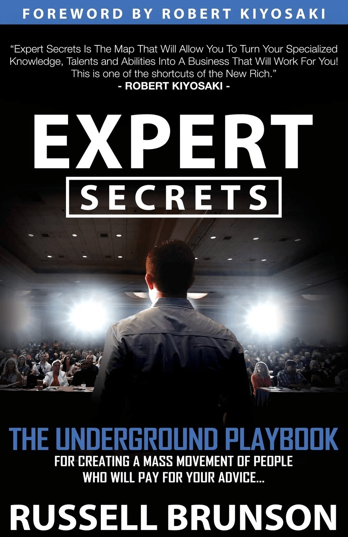 livre expert secrets