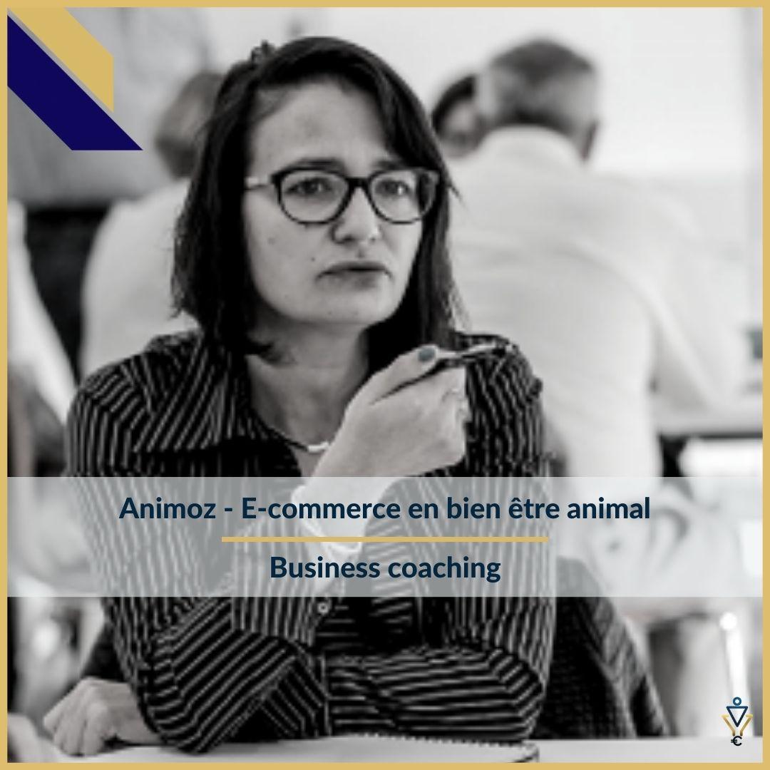 Animoz - Business coaching- ERO Corp - Agence de tunnel de ventes et optimisation avec Funnelytics