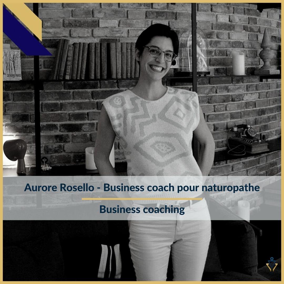 Aurore Rosello - Business coaching - ERO Corp - Agence de tunnel de ventes et optimisation avec Funnelytics