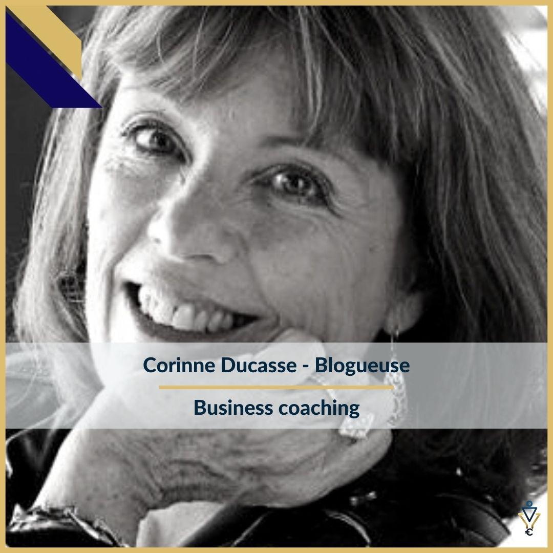 Corinne Ducasse - Business coaching - ERO Corp - Agence de tunnel de ventes et optimisation avec Funnelytics