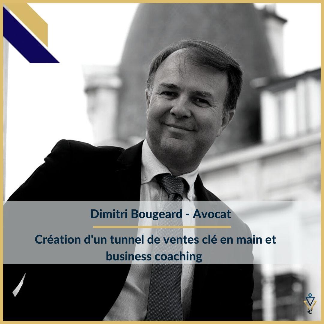 Dimitri Bougeard - Création d'un tunnel de ventes clé en main et business coaching- ERO Corp - Agence de tunnel de ventes et optimisation avec Funnelytics
