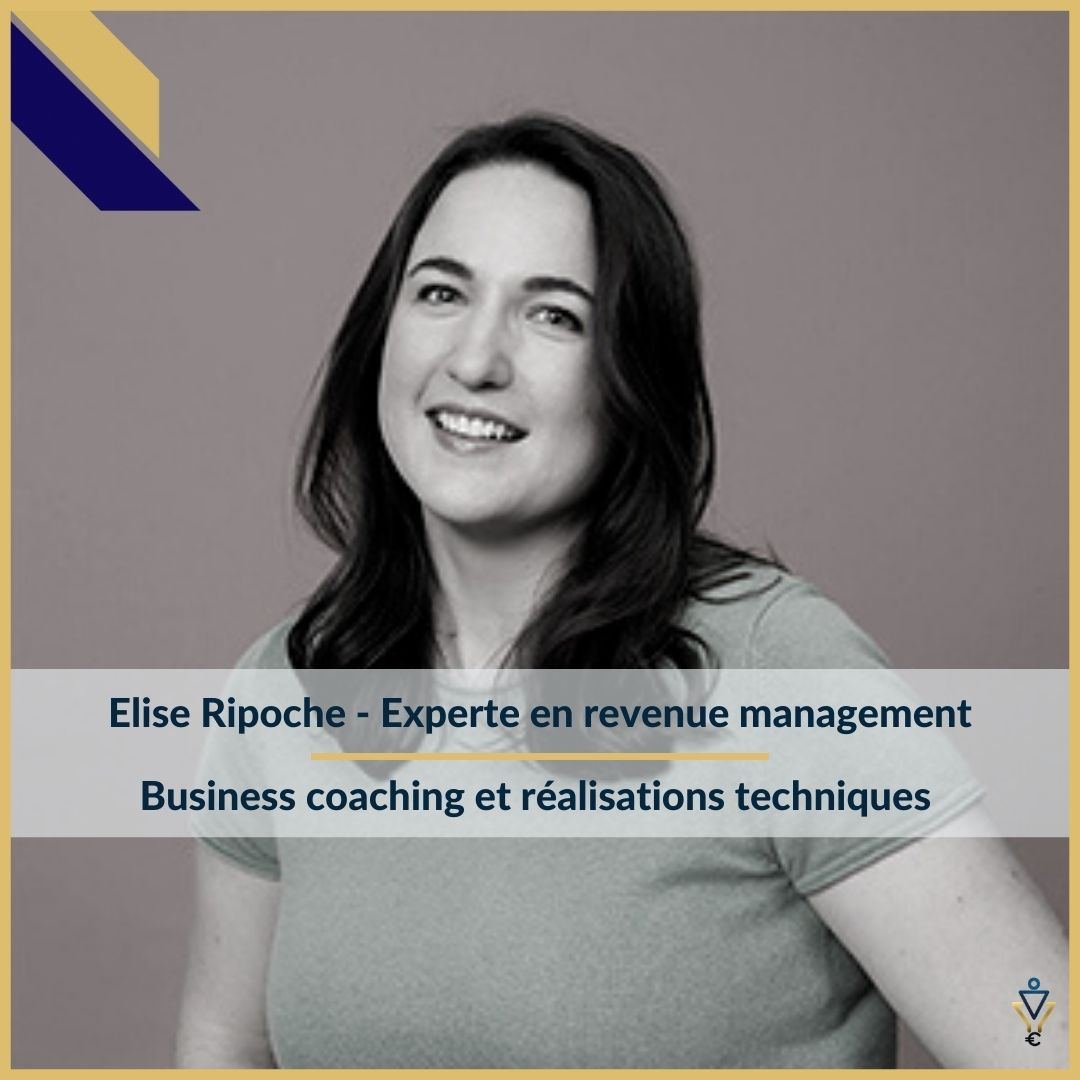 Elise Ripoche - Business coaching et réalisations techniques - ERO Corp - Agence de tunnel de ventes et optimisation avec Funnelytics