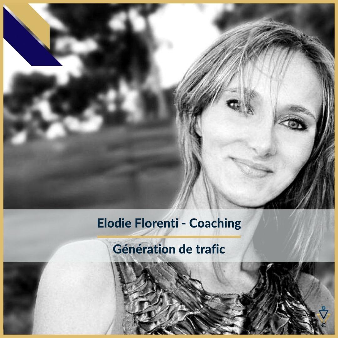 Elodie Florenti - Génération de trafic - ERO Corp - Agence de tunnel de ventes et optimisation avec Funnelytics