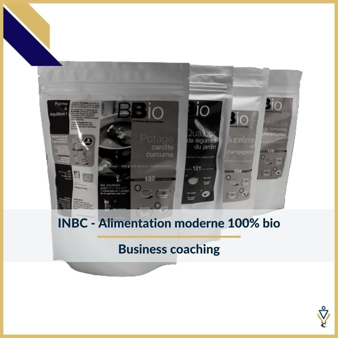 INBC - Business coaching - ERO Corp - Agence de tunnel de ventes et optimisation avec Funnelytics