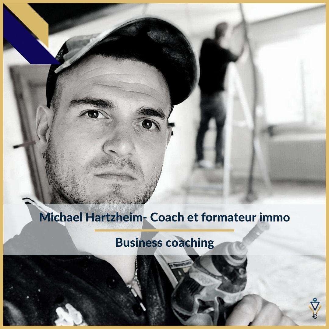 Michael Hartzheim - Business coaching - ERO Corp - Agence de tunnel de ventes et optimisation avec Funnelytics