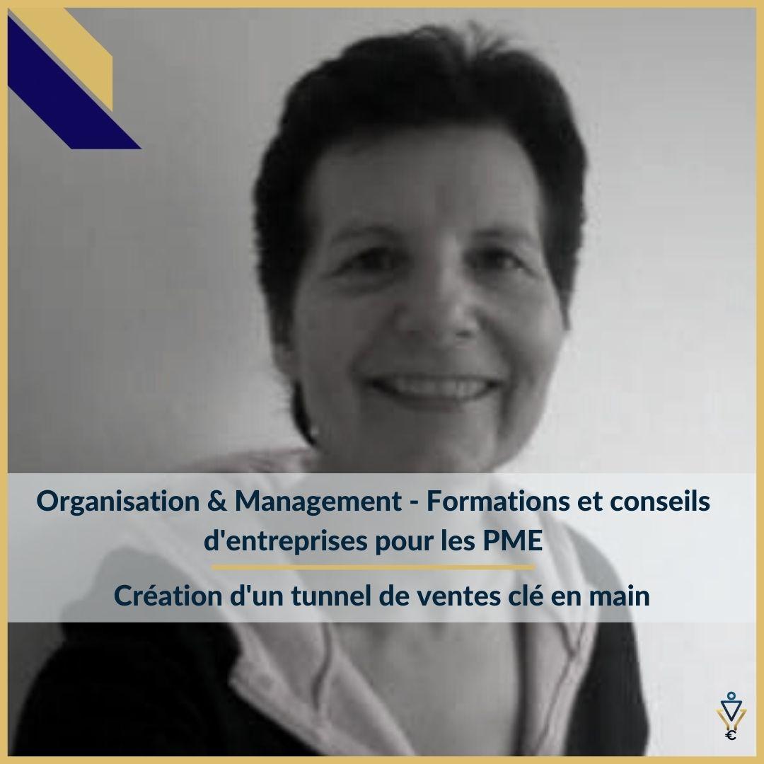 Organisation & Management - Création d'un tunnel de ventes clé en main - ERO Corp - Agence de tunnel de ventes et optimisation avec Funnelytics