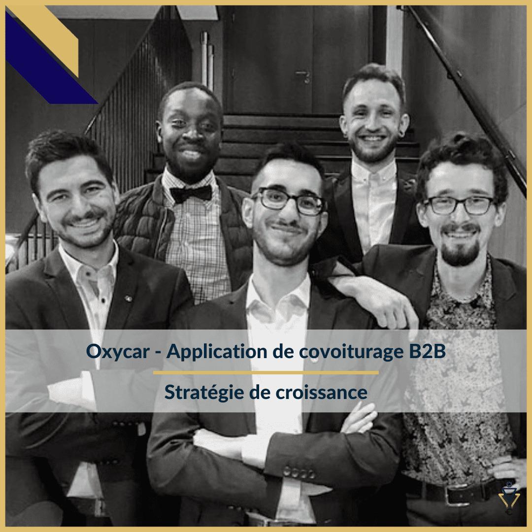 Oxycar - Stratégie de croissance - ERO Corp - Agence de tunnel de ventes et optimisation avec Funnelytics