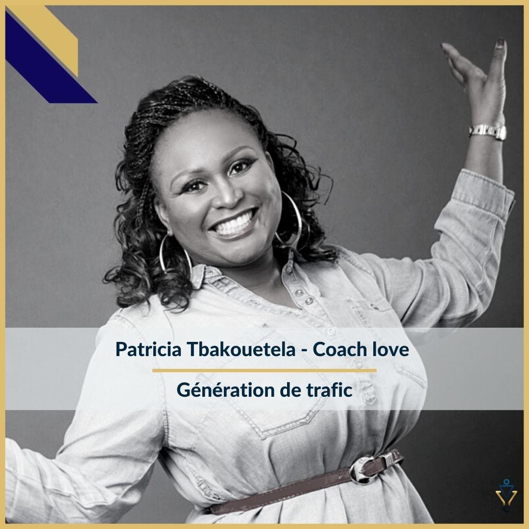 Patricia Tbakouetela - Génération de trafic -ERO Corp - Agence de tunnel de ventes et optimisation avec Funnelytics