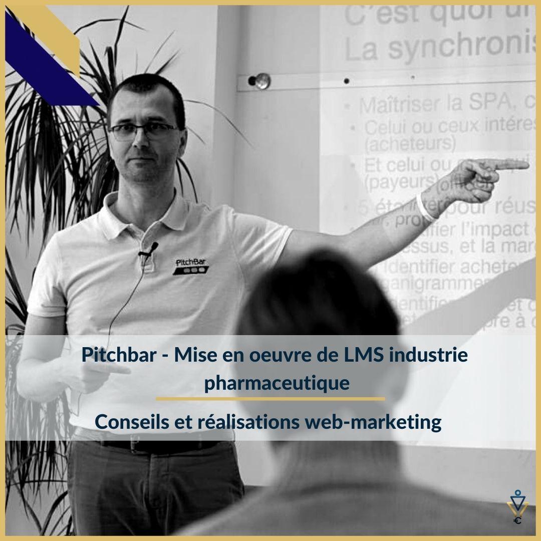 Pitchbar - Conseils et réalisations web marketing- ERO Corp - Agence de tunnel de ventes et optimisation avec Funnelytics