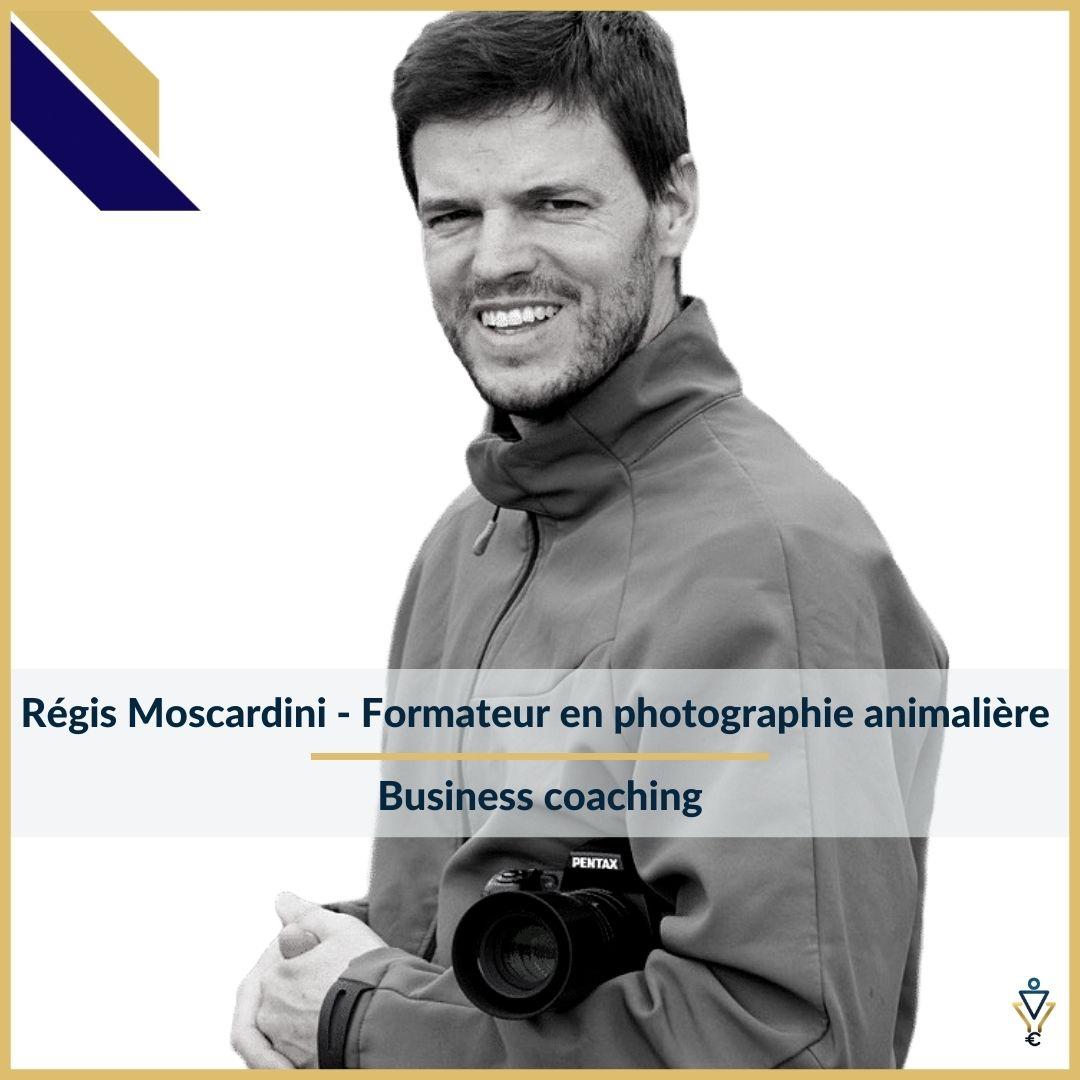 Régis Moscardini - Business coaching - ERO Corp - Agence de tunnel de ventes et optimisation avec Funnelytics