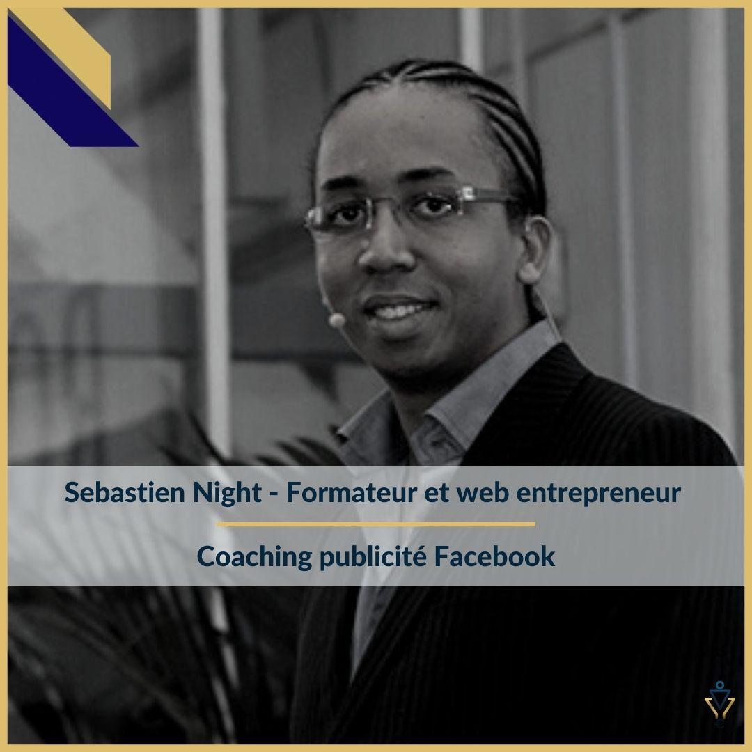 Sébastien Night - Coaching publicité Facebook - ERO Corp - Agence de tunnel de ventes et optimisation avec Funnelytics