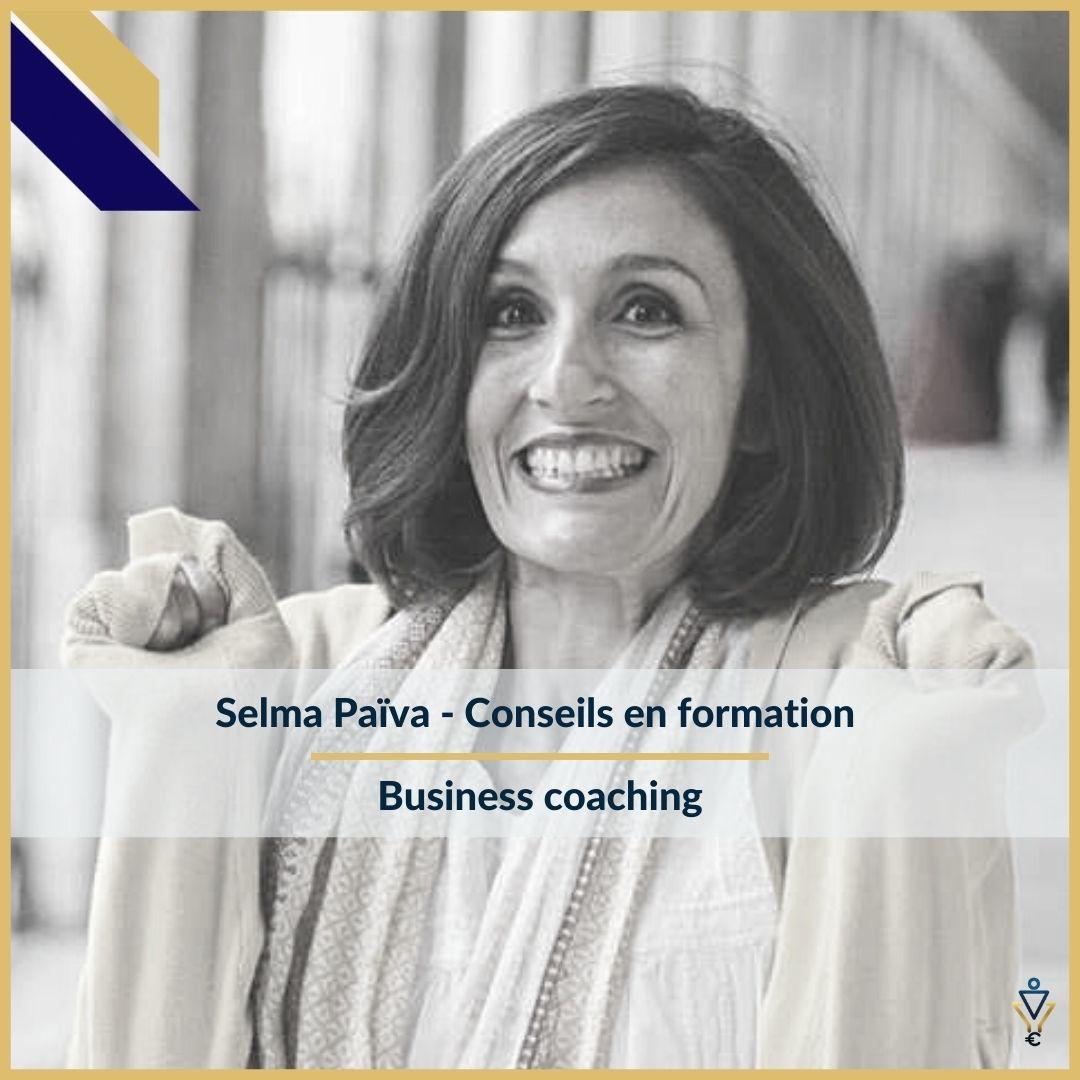 Selma Païva - Business coaching - ERO Corp - Agence de tunnel de ventes et optimisation avec Funnelytics