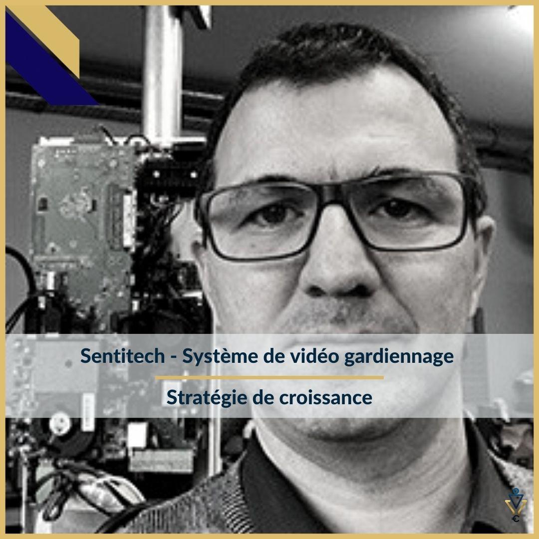 Sentitech - Stratégie de croissance- ERO Corp - Agence de tunnel de ventes et optimisation avec Funnelytics