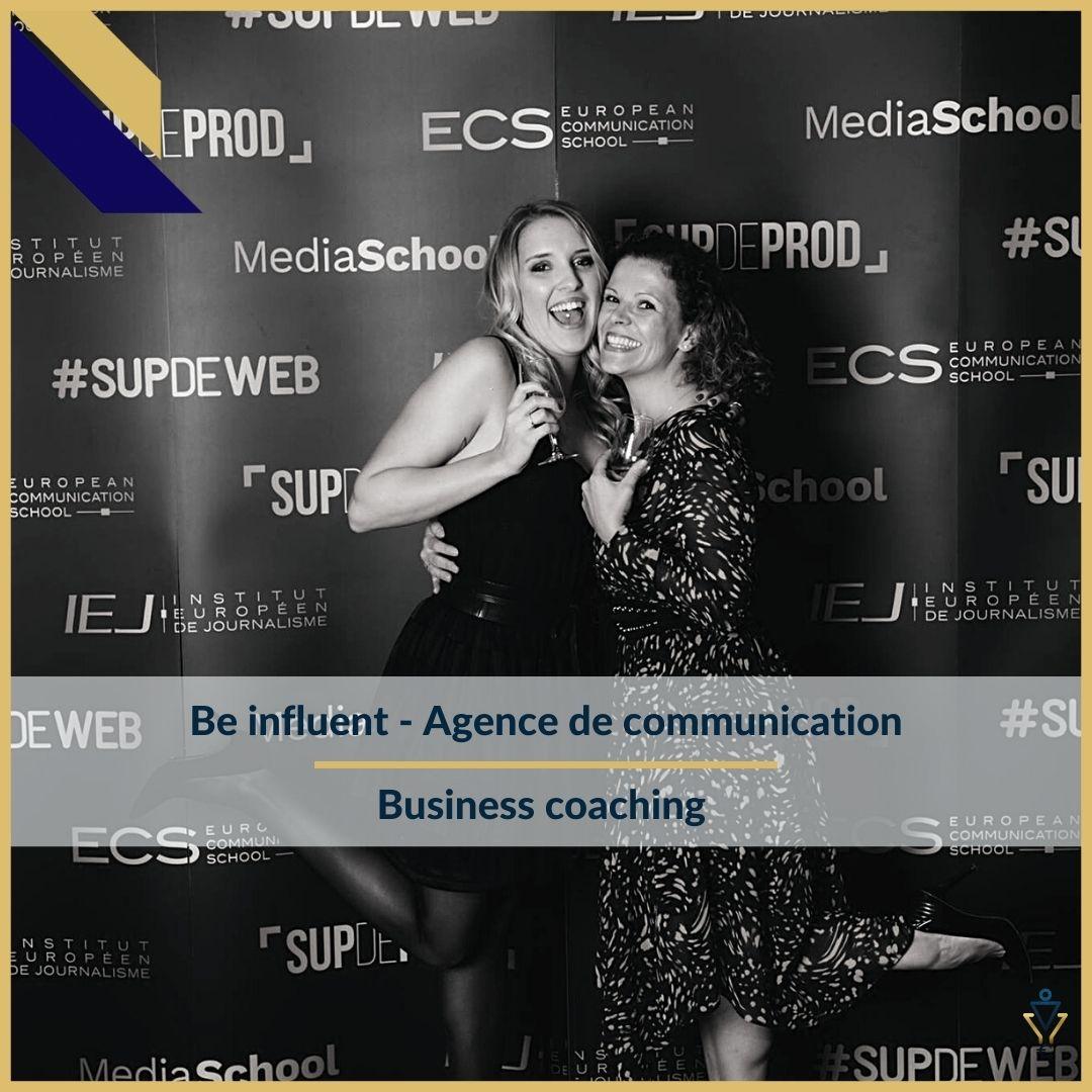 Be influent - Business coaching - ERO Corp - Agence de tunnel de ventes et optimisation avec Funnelytics